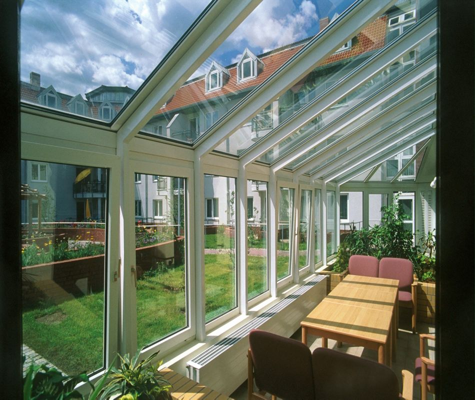 Cerramientos de terrazas cristaler a y aluminios moscatel - Cristaleras para terrazas ...